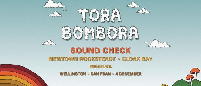 Tora Bombora Soundcheck