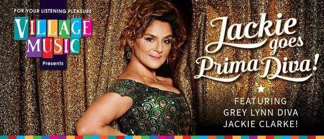 Jackie goes Prima Diva!