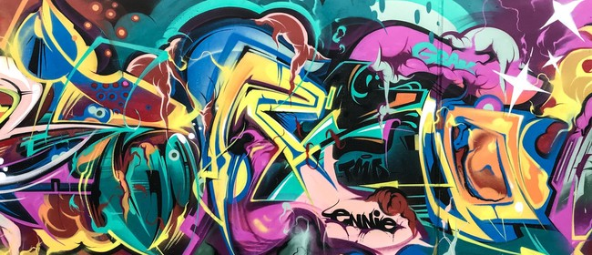 SS 2021: Graffiti Masters With Dr Bobby Hung