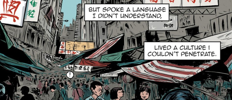 SS 2021: Telling Our Stories Through Comics With Ant Sang