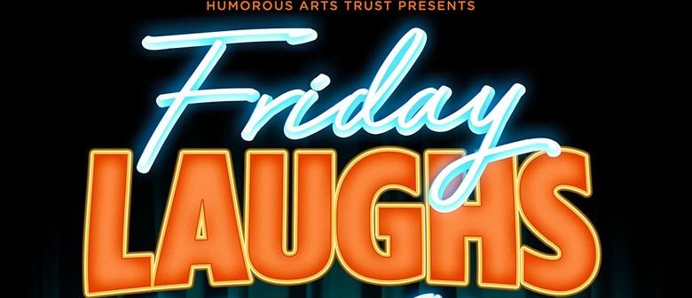 Friday Laughs at Cavern Club, with El Jaguar