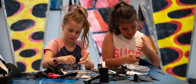 Toi Mā Te Whānau: Family Art