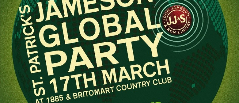 St Patrick's Day: Jameson Global Party