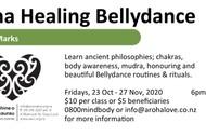 Aroha Healing Bellydance
