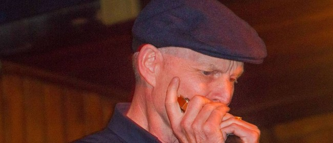 Neil Billington Band at Capital Blues Club