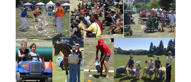 Taihape and Districts 110th Agricultural & Pastoral Show