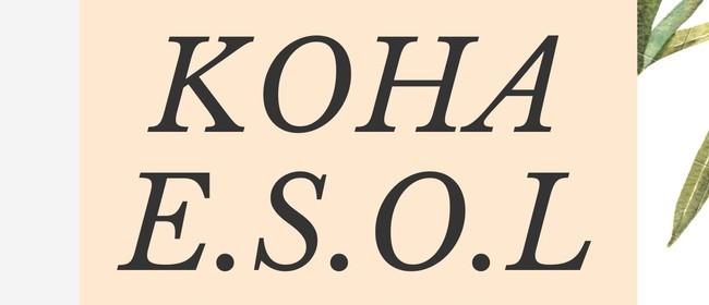 Koha E.S.O.L Classes