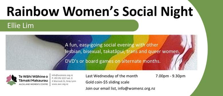 Rainbow Women's Social Night