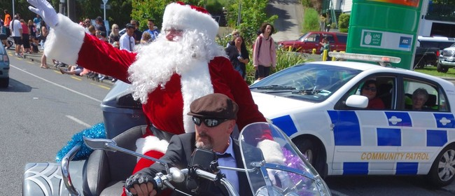 Wainuiomata Christmas Parade 2020