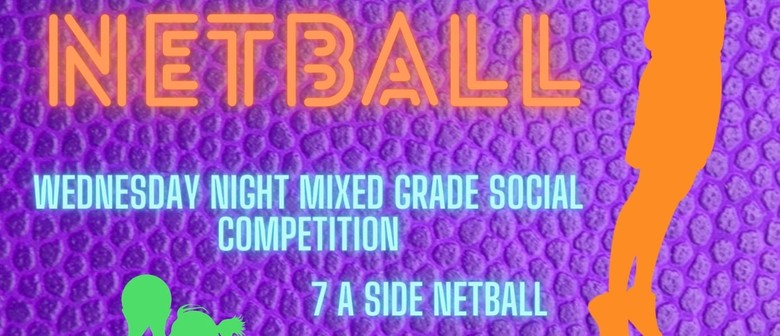 Mixed Social Summer League Netball Competition