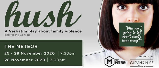 Hush: A Verbatim Play About Family Violence