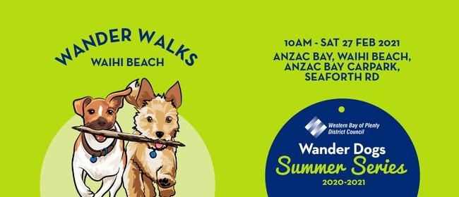 Anzac Bay - Wander Dogs Walk