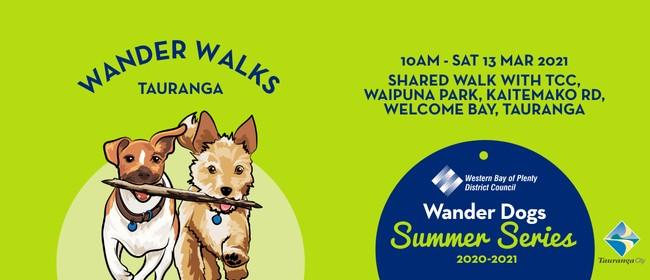 Waipuna Park - Wander Dogs Walk