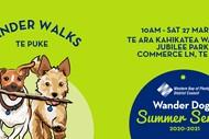 Te Ara Kahikatea Pathway - Wander Dogs walk