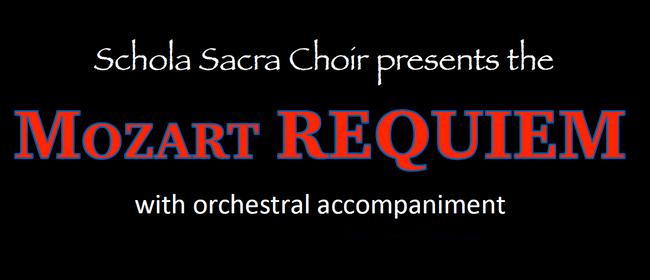 Spring Concert featuring Mozart Requiem
