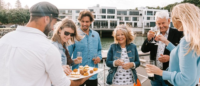 Trinity Wharf Dinner & Sunset Harbour Cruise with Bay Explor