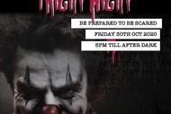 FILO - Halloween Dessert Fright Night