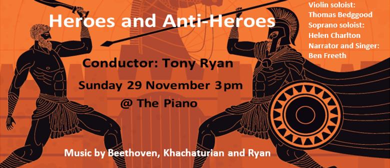 Heroes and Anti-Heroes - Resonance Ensemble