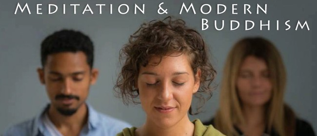 Meditation & Buddhism Merivale Weekly Classes