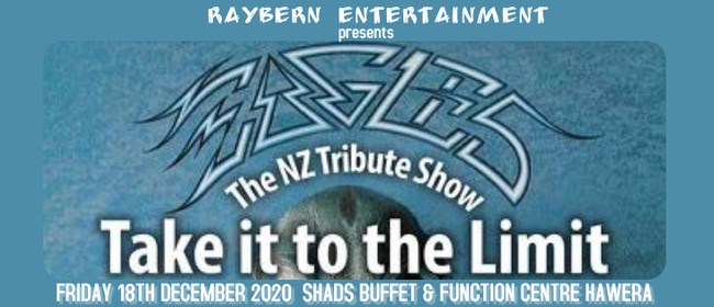 The Eagles Tribute Show-Take It To The Limit: CANCELLED