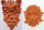 Forest Guardians Wall Hanging Clay Class