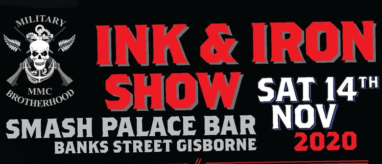 Ink & Iron Show