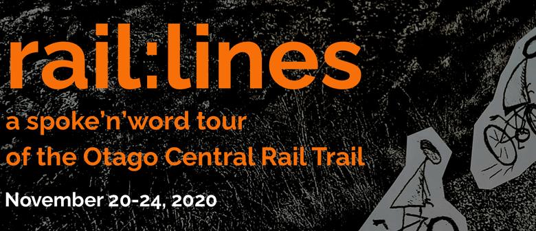 Rail:lines - Spoke'n'word Tour