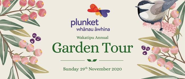 Wakatipu Plunket Garden Tour 2020