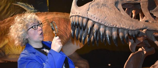 Cody the Dino Detective