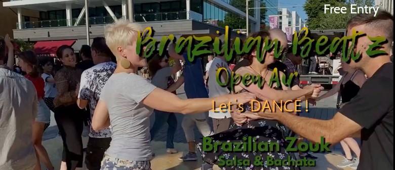 Watch dancing in the City Centre - Brazilian Beatz