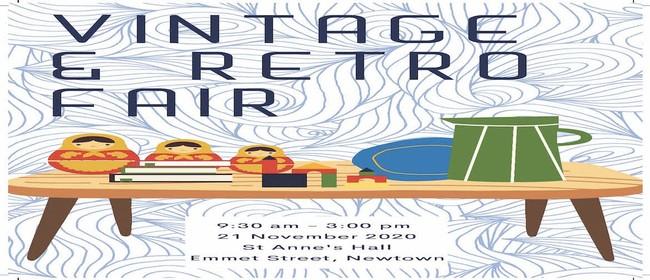 Vintage and Retro Fair