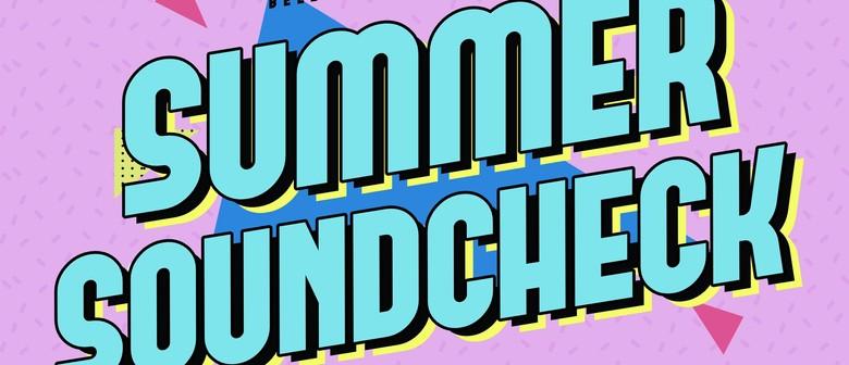 Summer Soundcheck