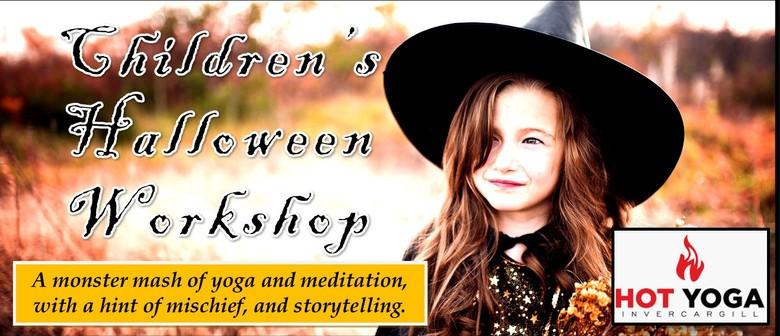 Children's Halloween Workshop: CANCELLED