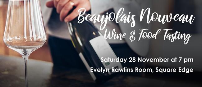 Beaujolais Nouveau - Wine & Food Tasting