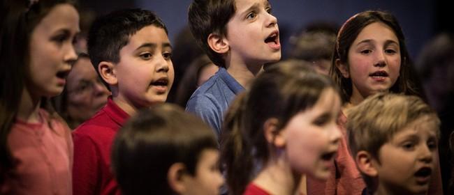 The Kids Sing Choir Festival