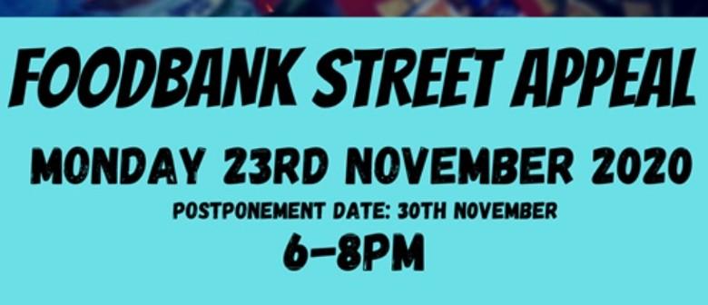 Marlborough Foodbank Street Appeal 2020