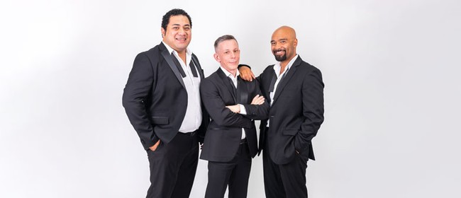The Three Tenors - Presented by Operatunity