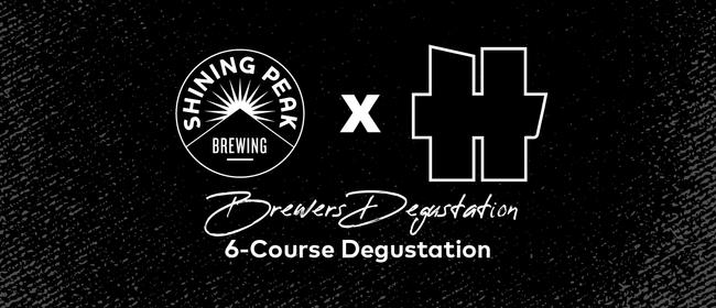 Shining Peak Brewing x Hallertau - 6-Course Degustation