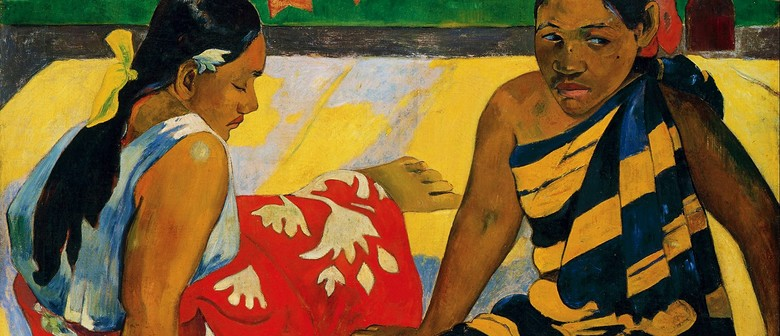 Gauguin in Tahiti: Paradise Lost