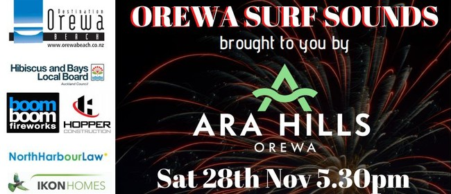 Orewa Surf Sounds