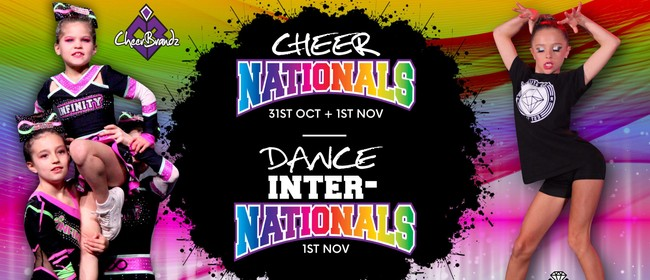 CheerBrandz Nationals and DanceBrandz InterNationals 2020