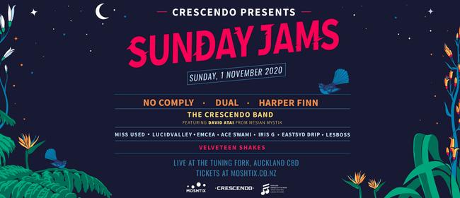 Crescendo Sunday Jams