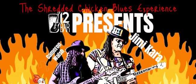The Shredded Chicken Blues Experience