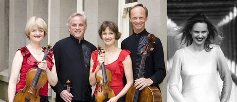 NZ String Quartet with Jenny Wollerman