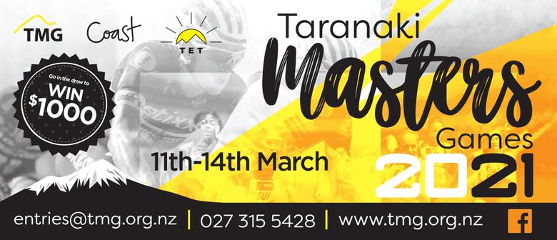 2021 TET Taranaki Masters Games