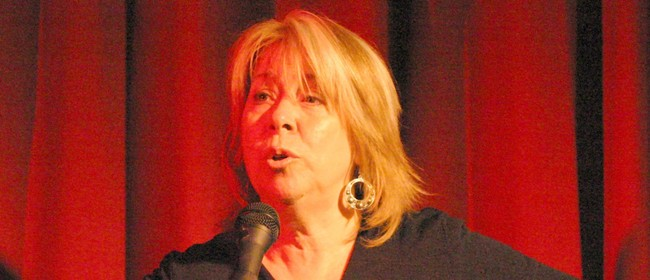 Beverley Young at the East Coast Folk Club