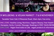 Napier Wellbeing & Vegan Market 2020