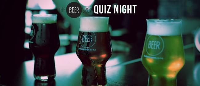 The Beer Spot Quiz Night