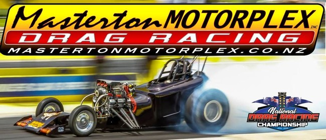 Masterton Motorplex - Full Competition Meeting - Outlaw 71