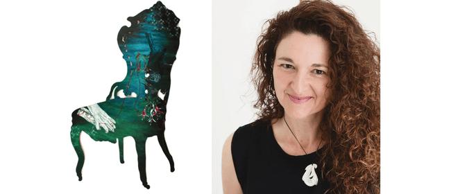 Author talk - Alexandra Tidswell: Lewisville